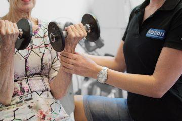Geriatrie fysiotherapie (fysiotherapie voor ouderen)